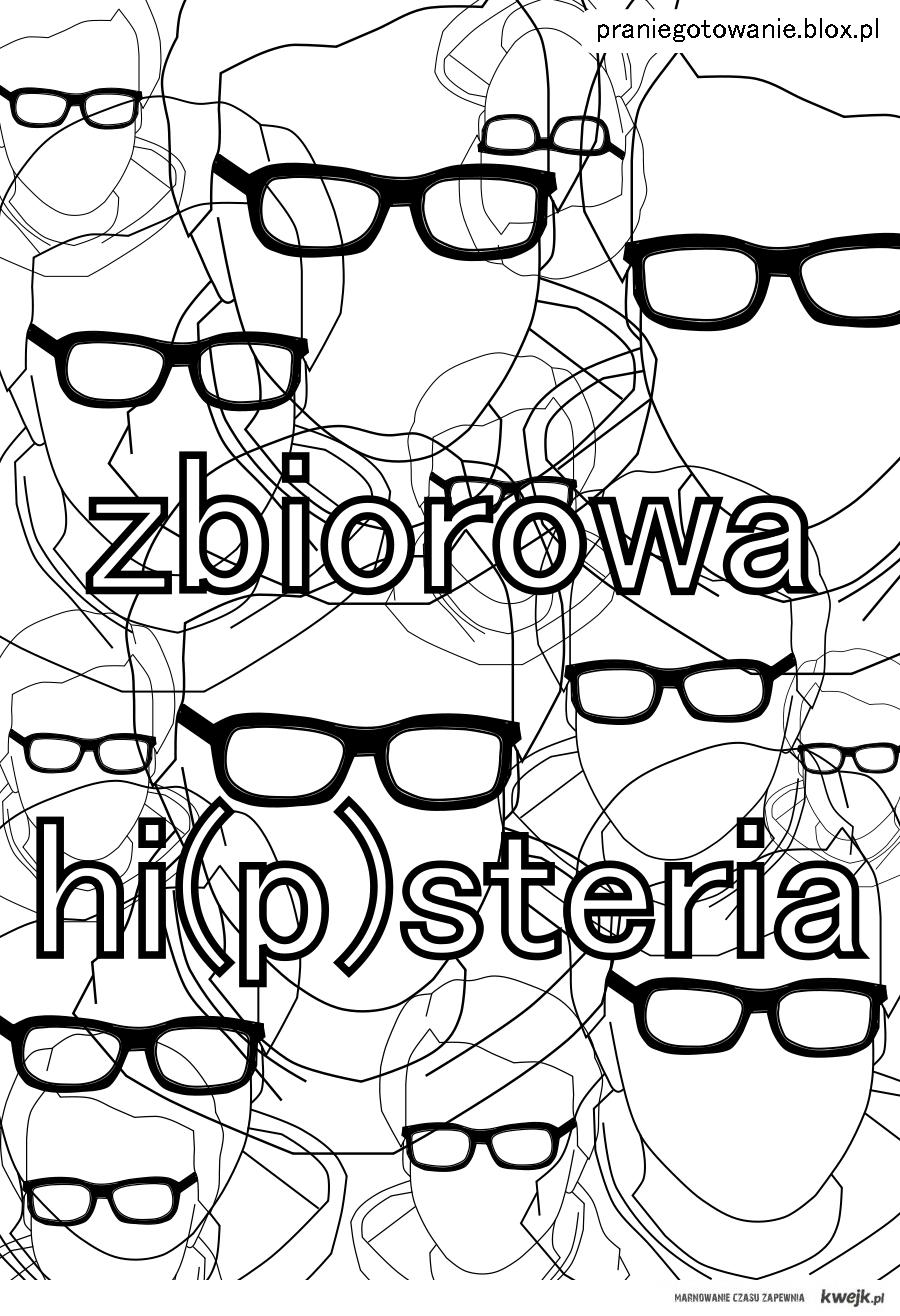 zbiorowa hi(p)steria