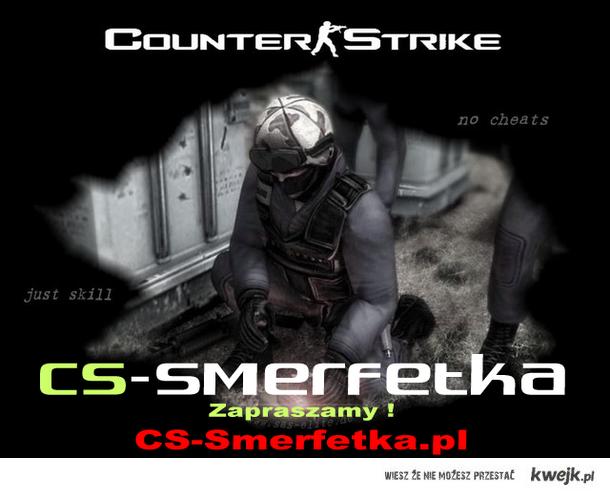 CS-Smerfetka.pl - Sieć serwerów Counter Strike 1.6 !
