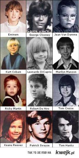Jak dorastali ;)