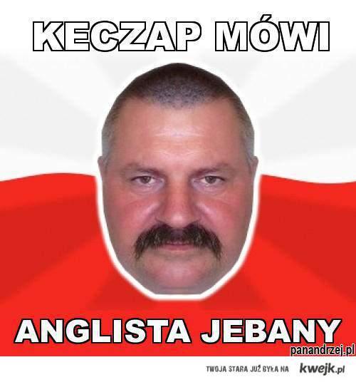 PAN ANDRZEJ KECZAP