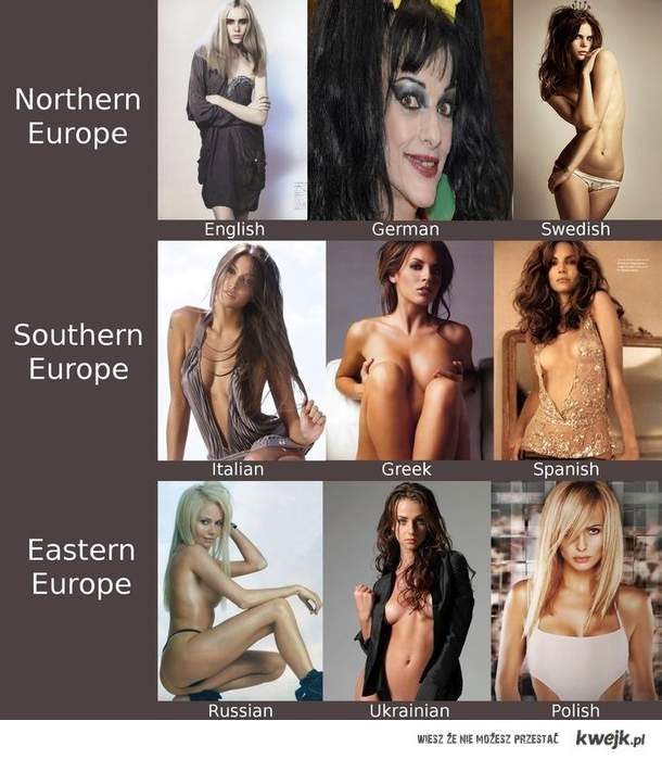 kobietki europy by lipka