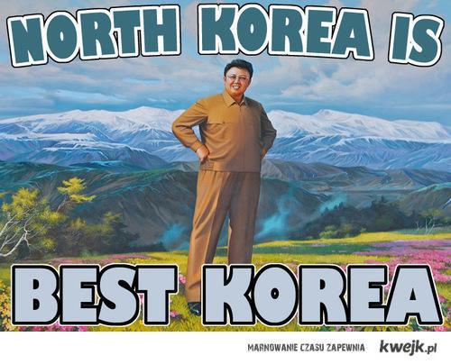 northkoreaisbest