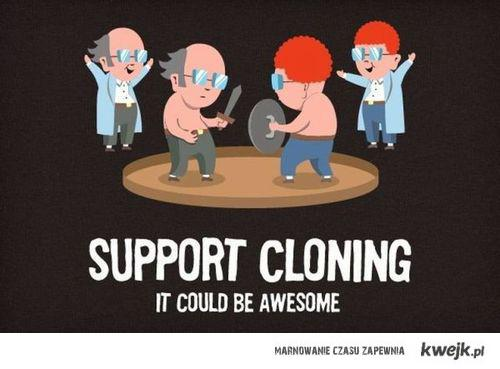 supportcloning