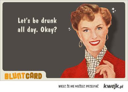 drunkallday