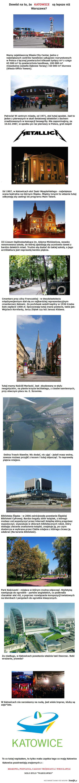 Dlaczego Katowice są lepsze od Warszawy?