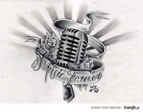 Muzyka na zawsze :)
