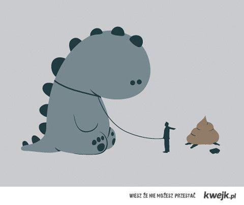 Dino Poo Poo