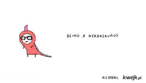 nerdosaurs