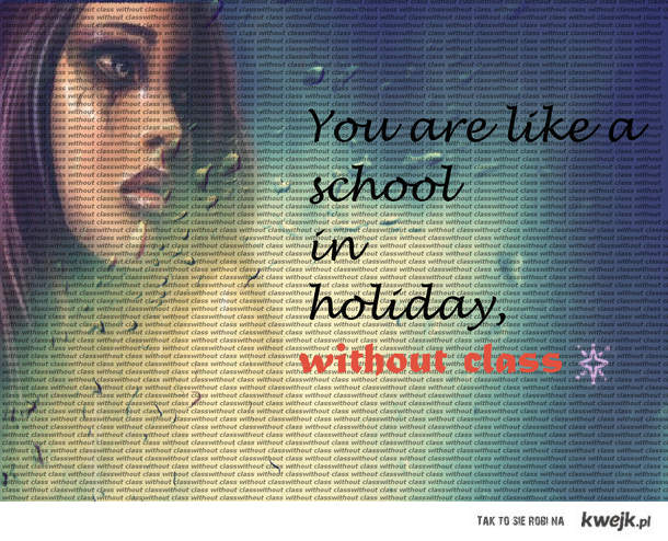 Without class