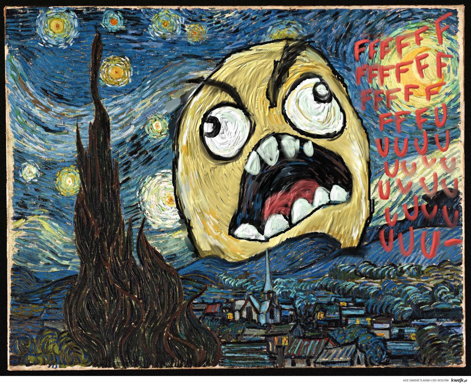 Rageman wg van Gogha