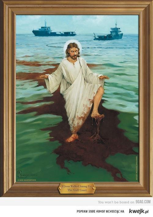 Jesus vs BP