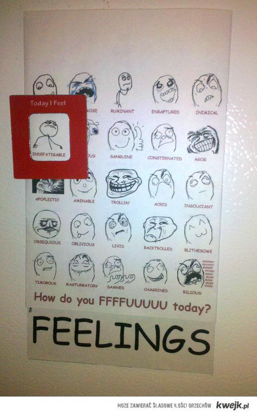 feelingz