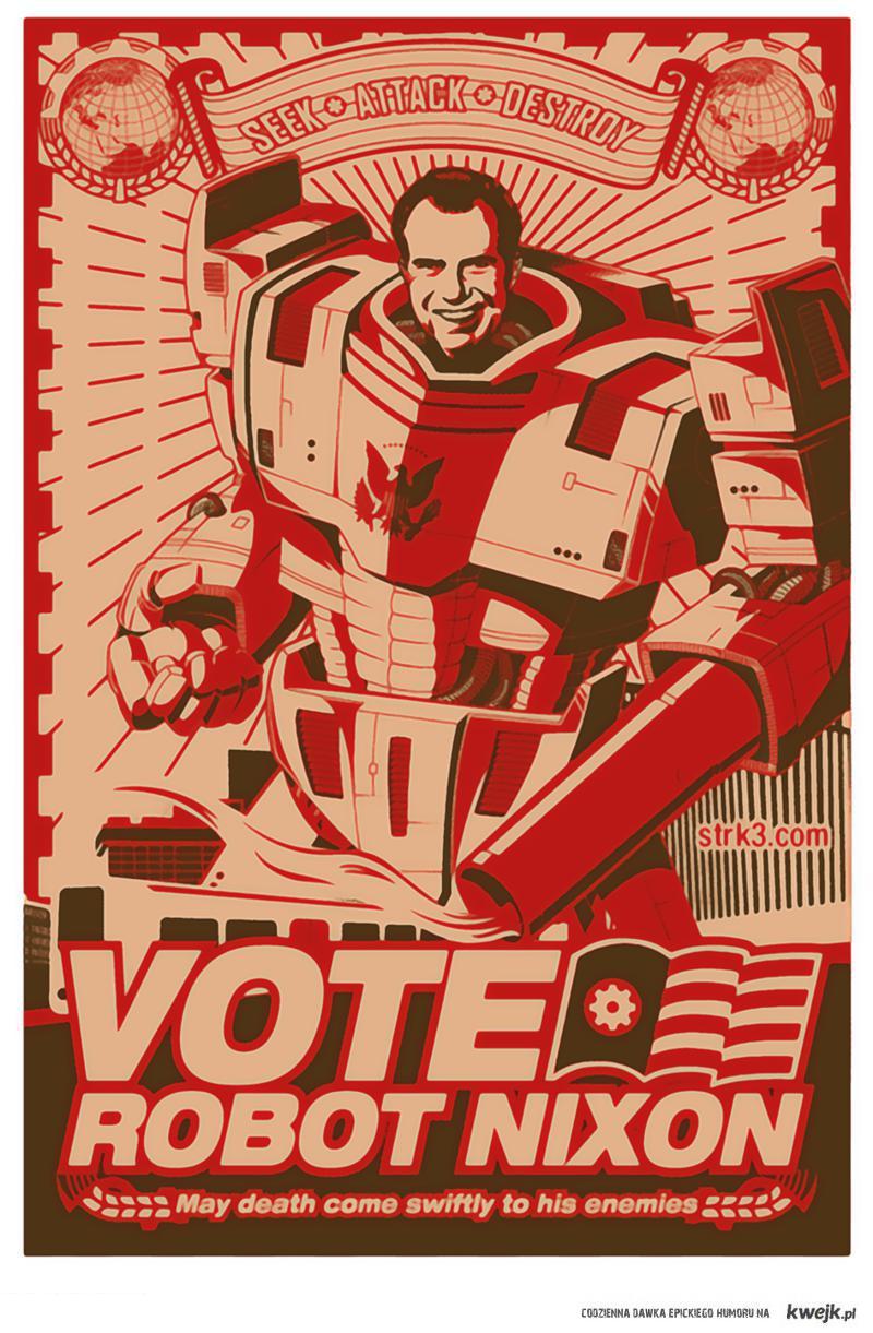 Robot Nixon