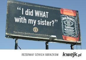 Jack Daniels' Ad
