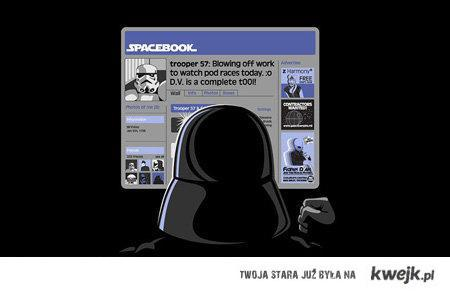 Vader Facebook