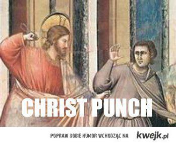 CHRIST PUNCH