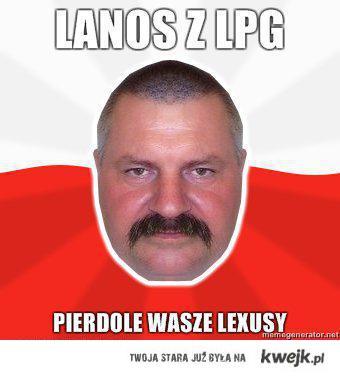 Andrzej - Lanos