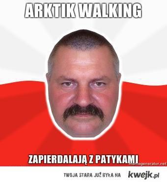 Arktik Walking