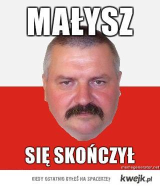 Polak - Małysz