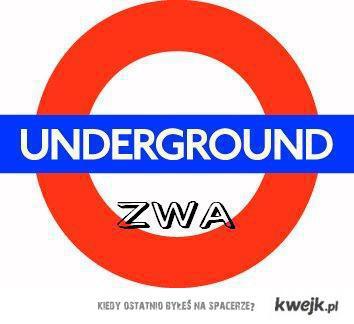 underground zwa