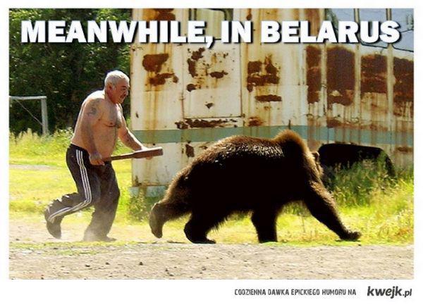 Tymczasem na Białorusi