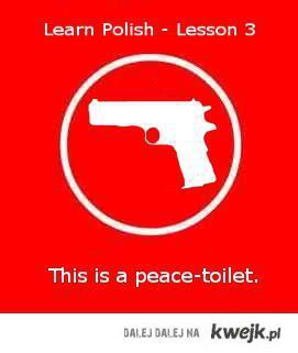 Polish lesson 3