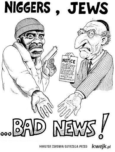 czarny żyd