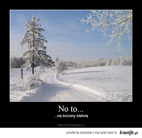 No to ...