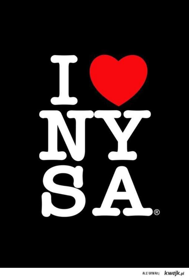 I <3 NYSA
