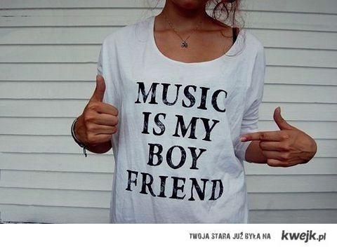 music is mt boyfriend