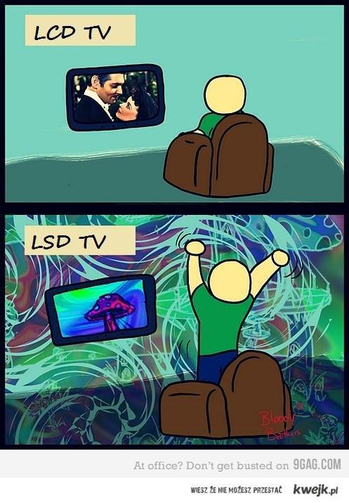 LSD TV
