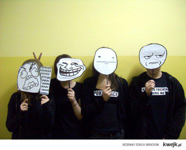 komixxowe maski