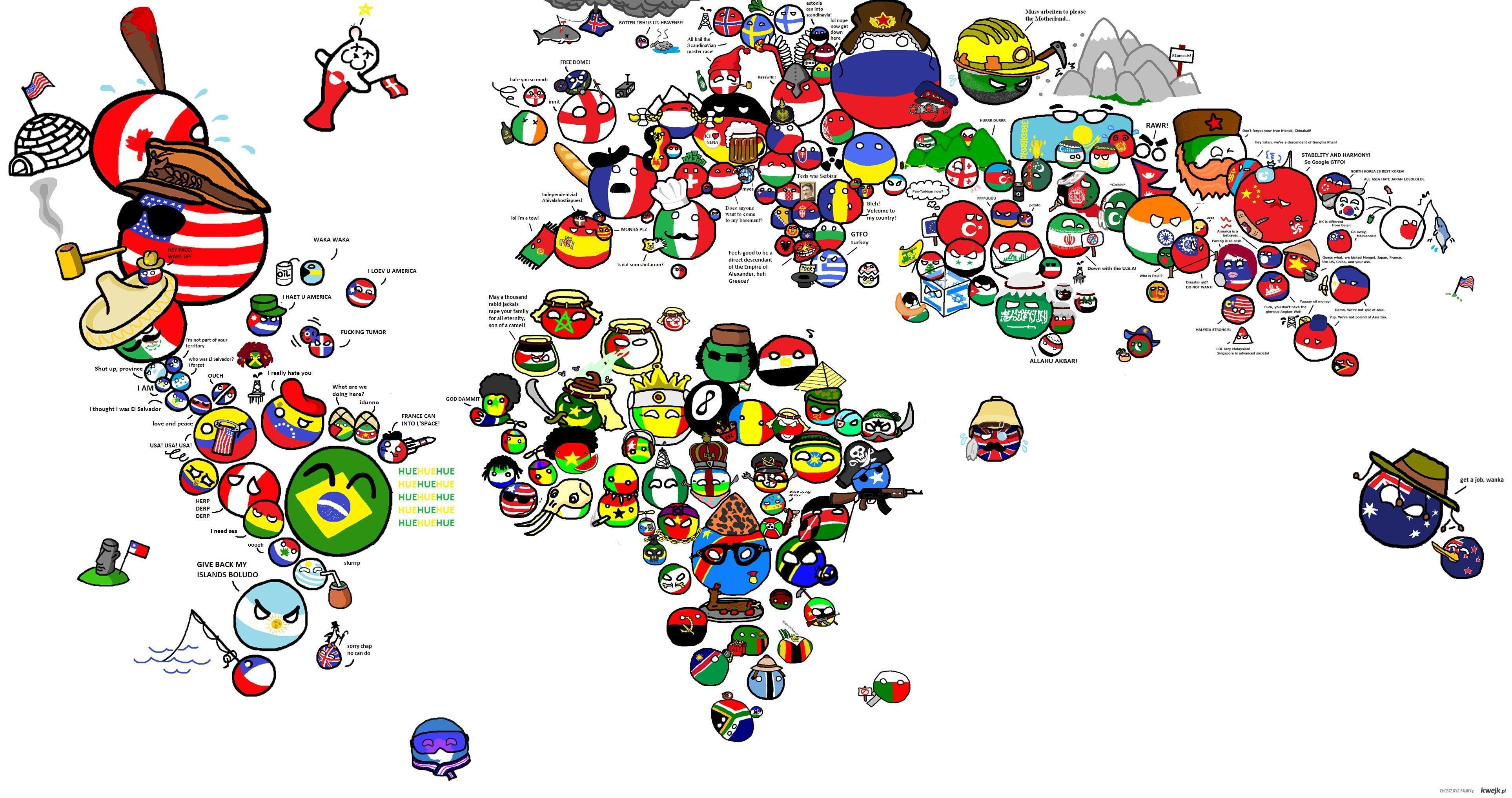 ball map