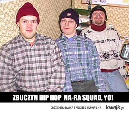 zbuczyn hiphop nara squad