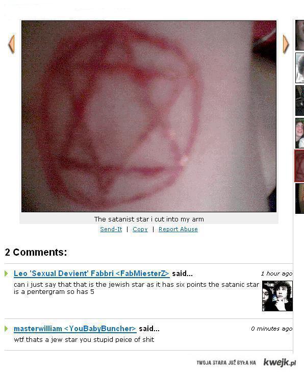 pentagram fail
