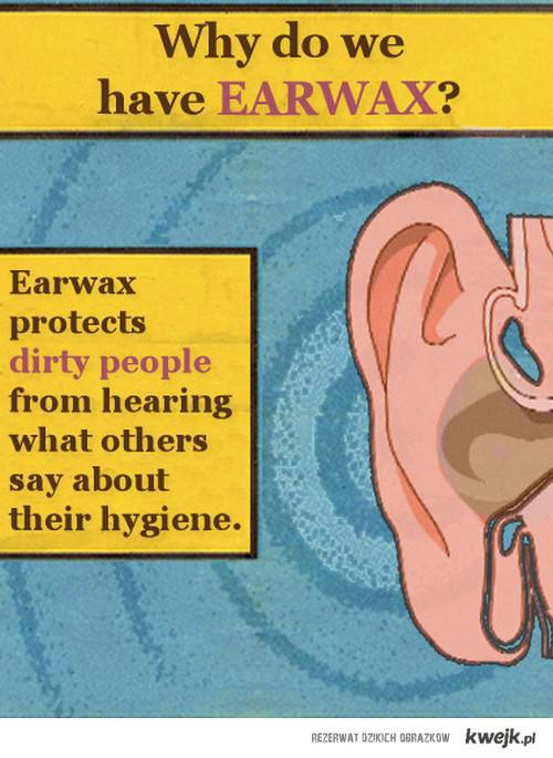 dirty ears