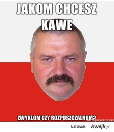 JAKA CHCESZ KAWE