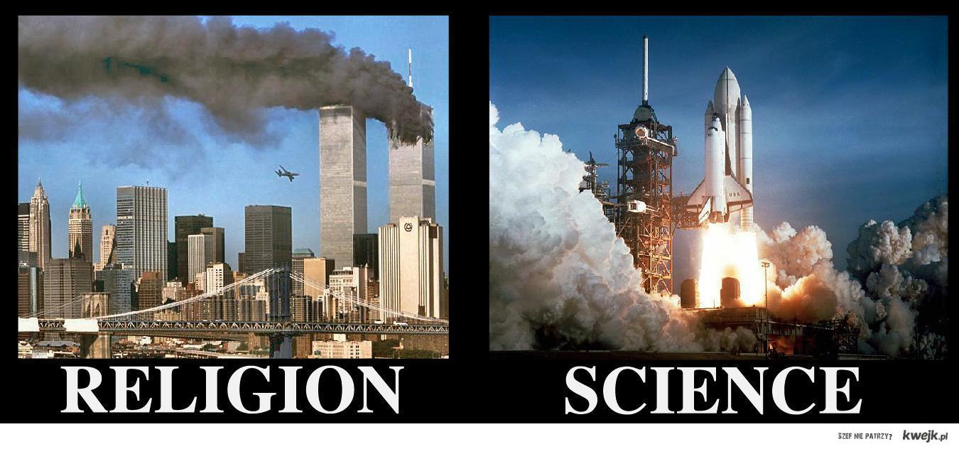 religion - science