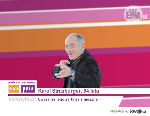 Strasburger rozmowy w toku