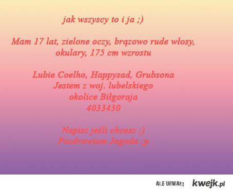 Jagódka ;)