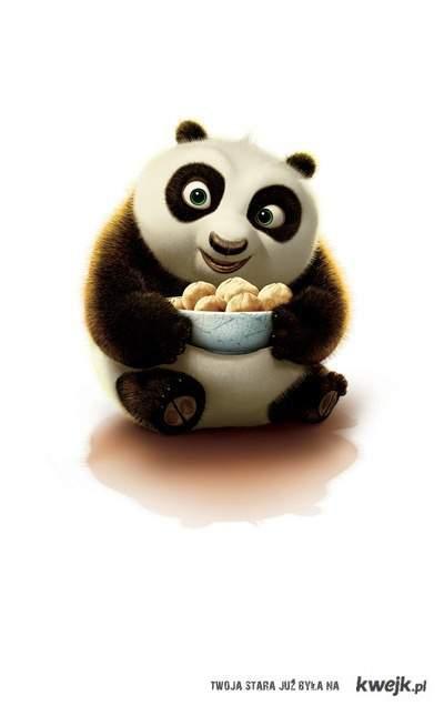 Little panda.