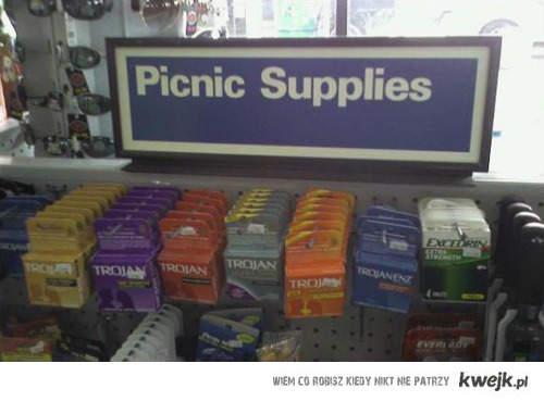 Zestaw piknikowy