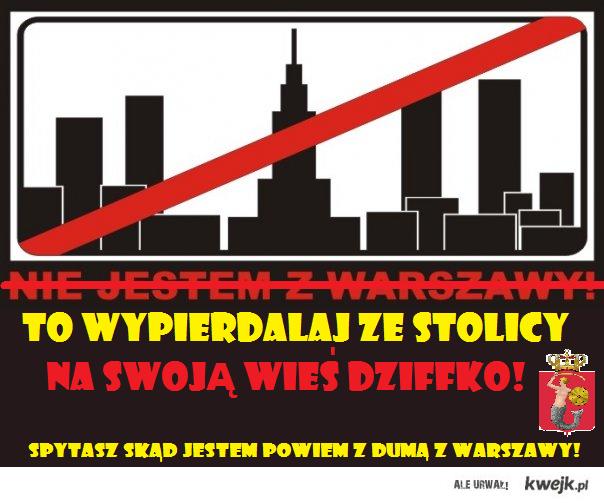 WARSZAWA POZDRAWIA!