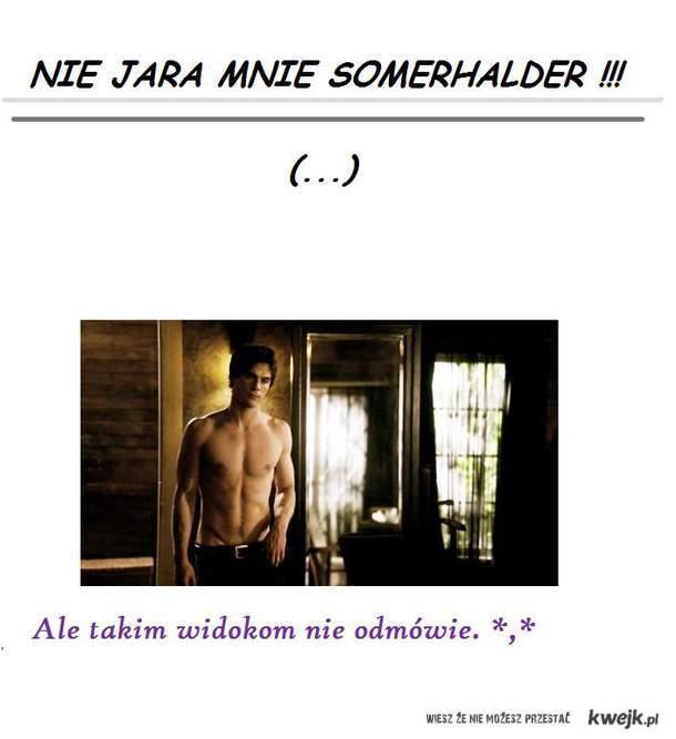 Somerhalder.