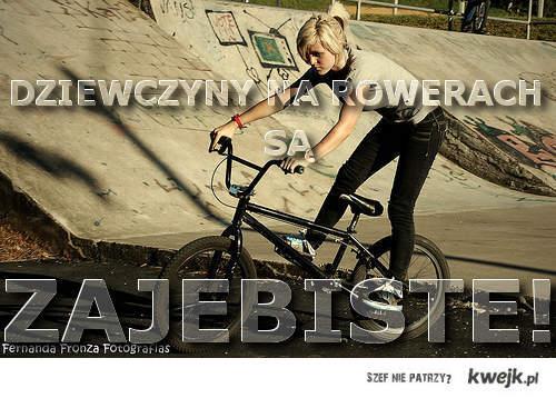 rowerzystki
