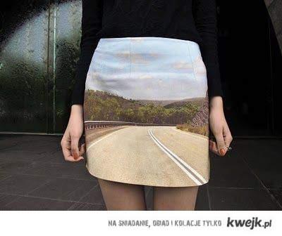 road skirt