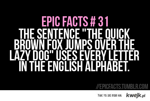 epic alphabet