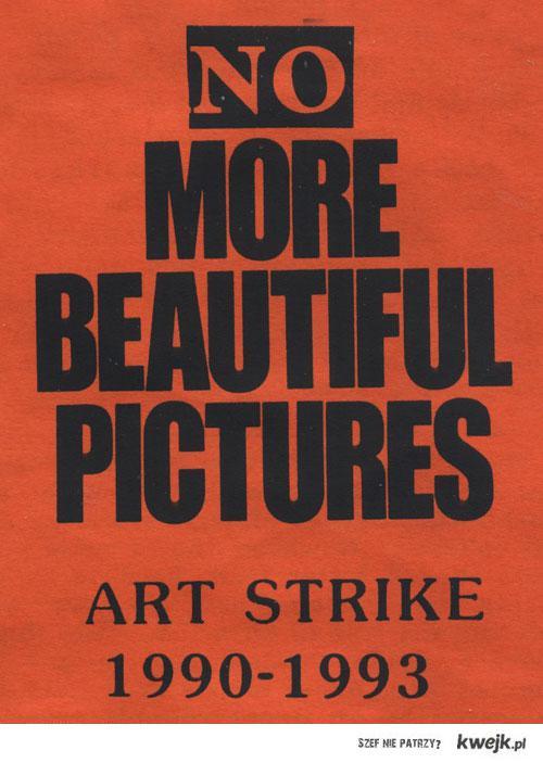 art strike