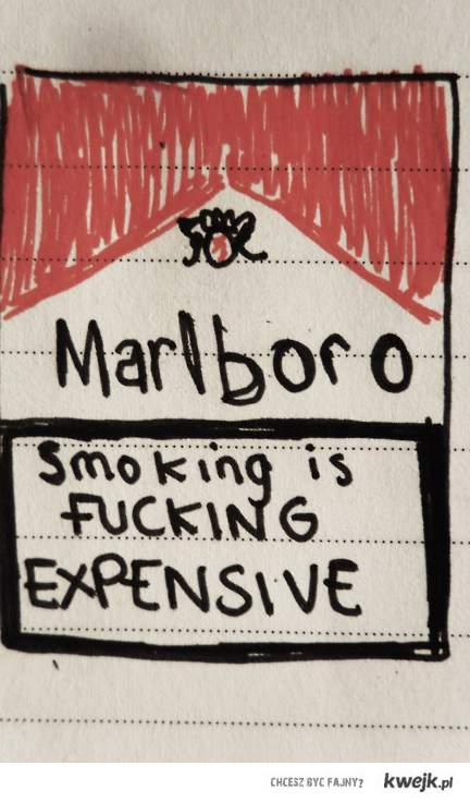 smoking is expensive