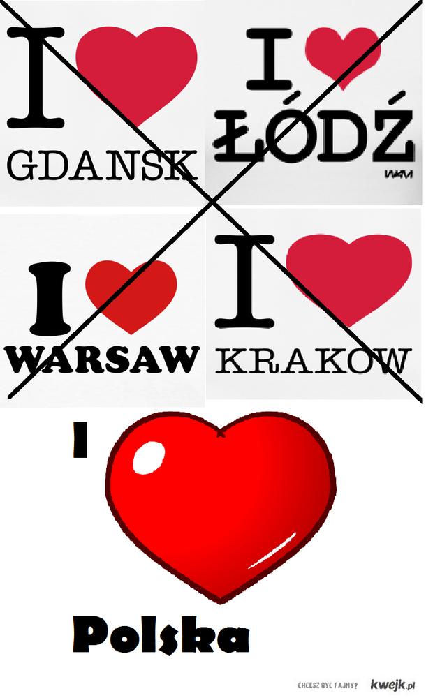 I <3 Polska